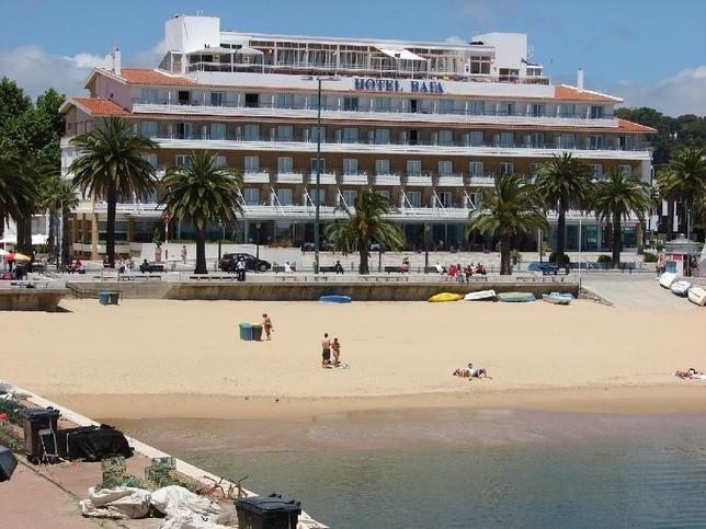 Golfresa till Cascais, hotel Baia
