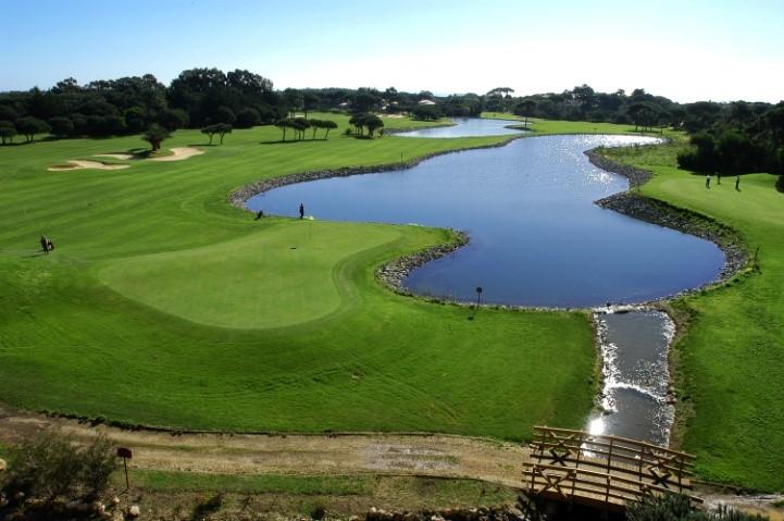 Longstay och golf på Quinta da Marinha
