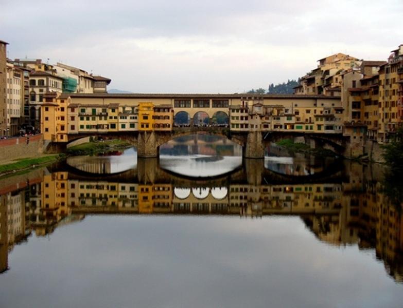 Golfresa till Toscana, Florens