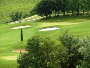 Golfresa till Toscana, spel på Bellosguardo