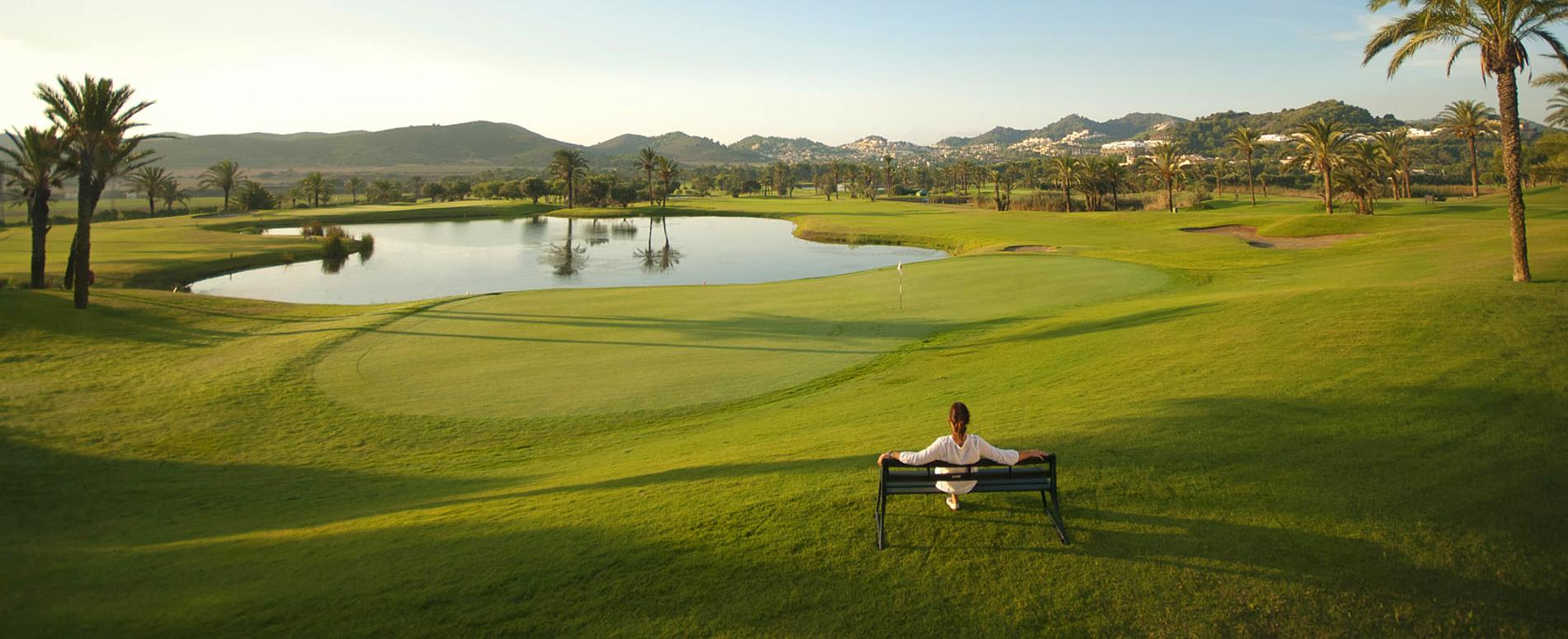 Longstay och Golfresor till La Manga Club