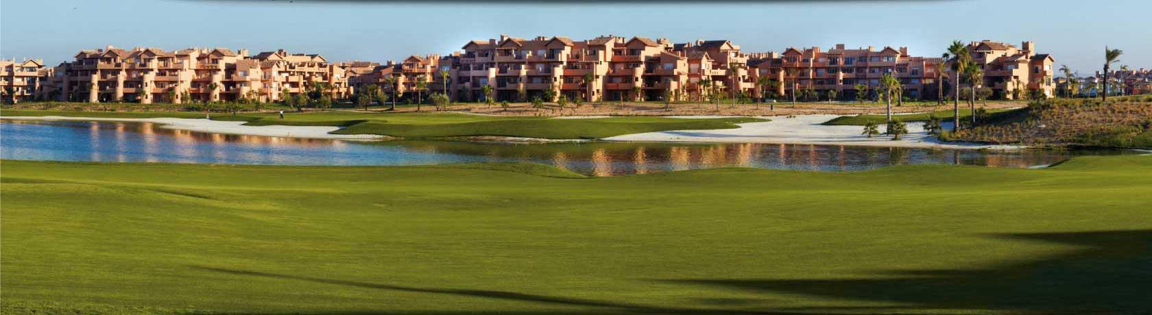 Longstay Golfresor till Mar Menor