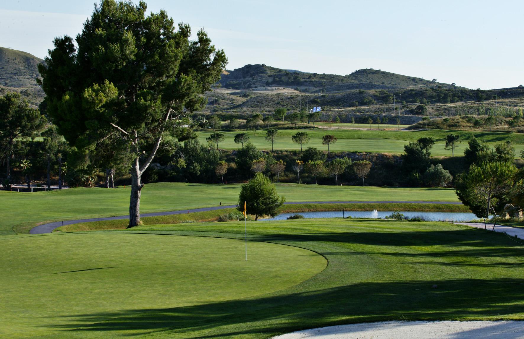 Golfresa till Alicante