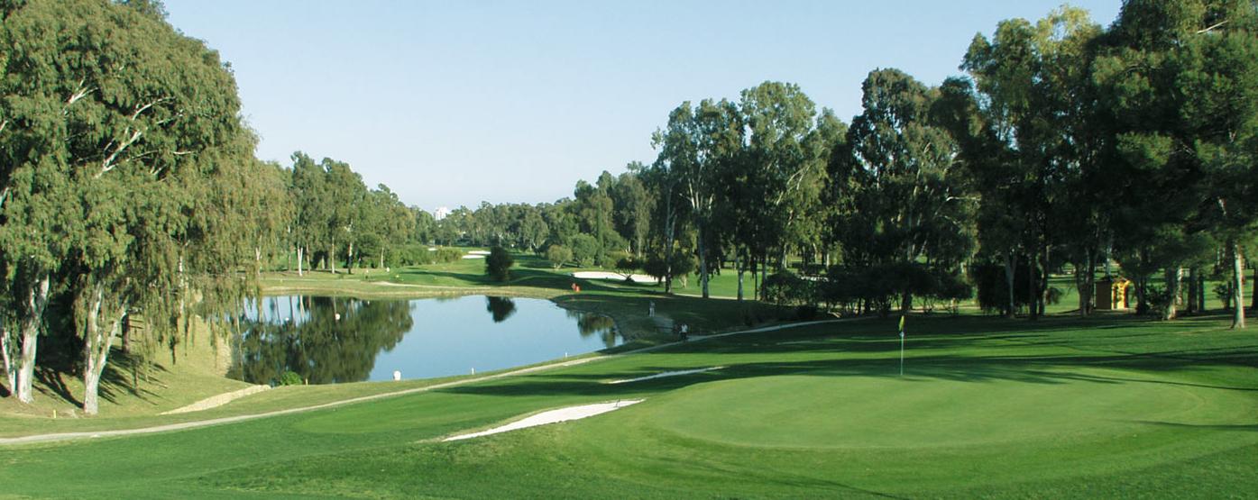 Golfresa till Atalaya Park