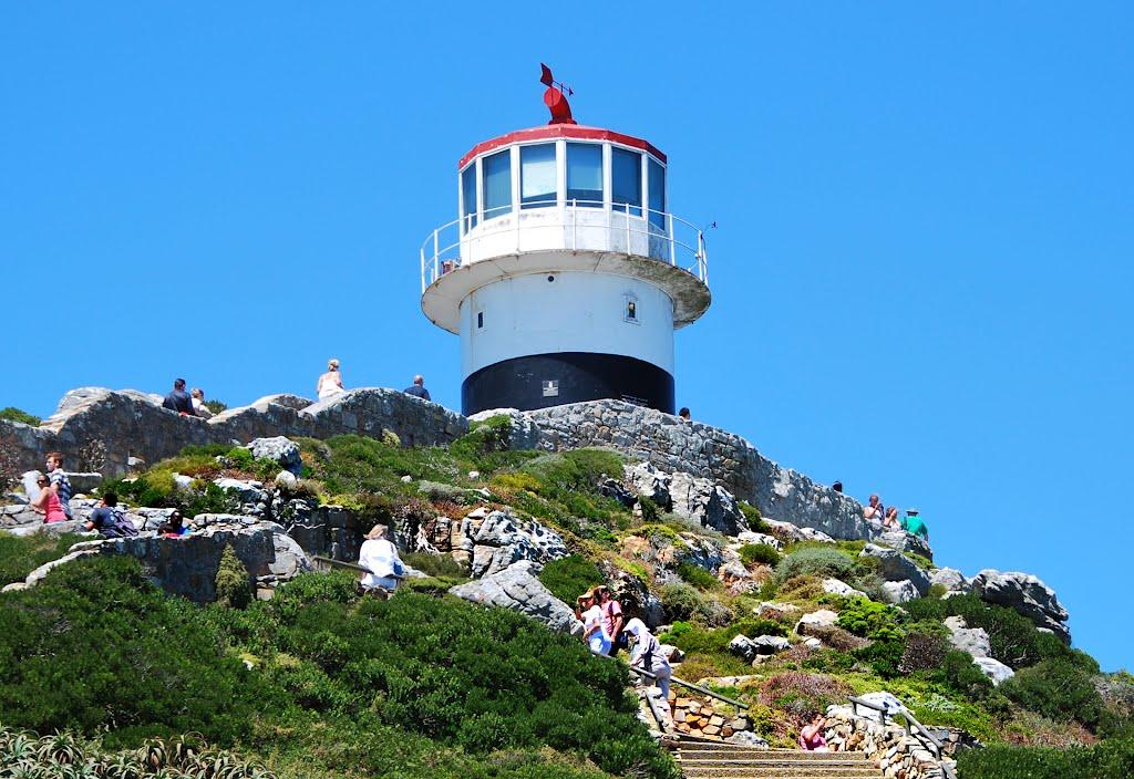 Golfresa Sydafrika, Cape Point