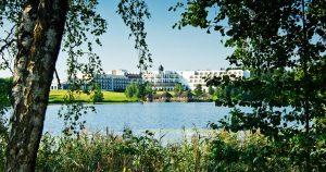Golfresa till Litauen och Vilnius