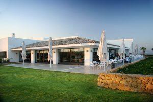 Longstay och Golfresor till Albayt Alcaidesa, klubbhuset