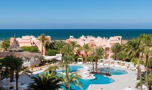 Golfresor till Oliva Nova Beach Hotell