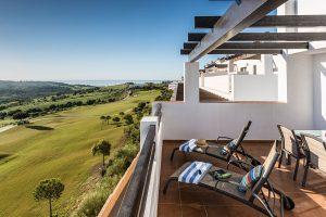 Longstay och golfresor till Valle Romano, utsikten