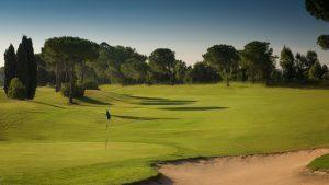 Golfresor till Rom, Parco de´ Medici