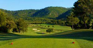 Golfresor till Mallorca, golf på Arabella