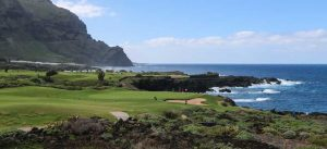 Golfresor till Teneriffa
