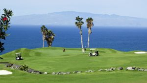 Golfresor till Teneriffa, Costa Adeje