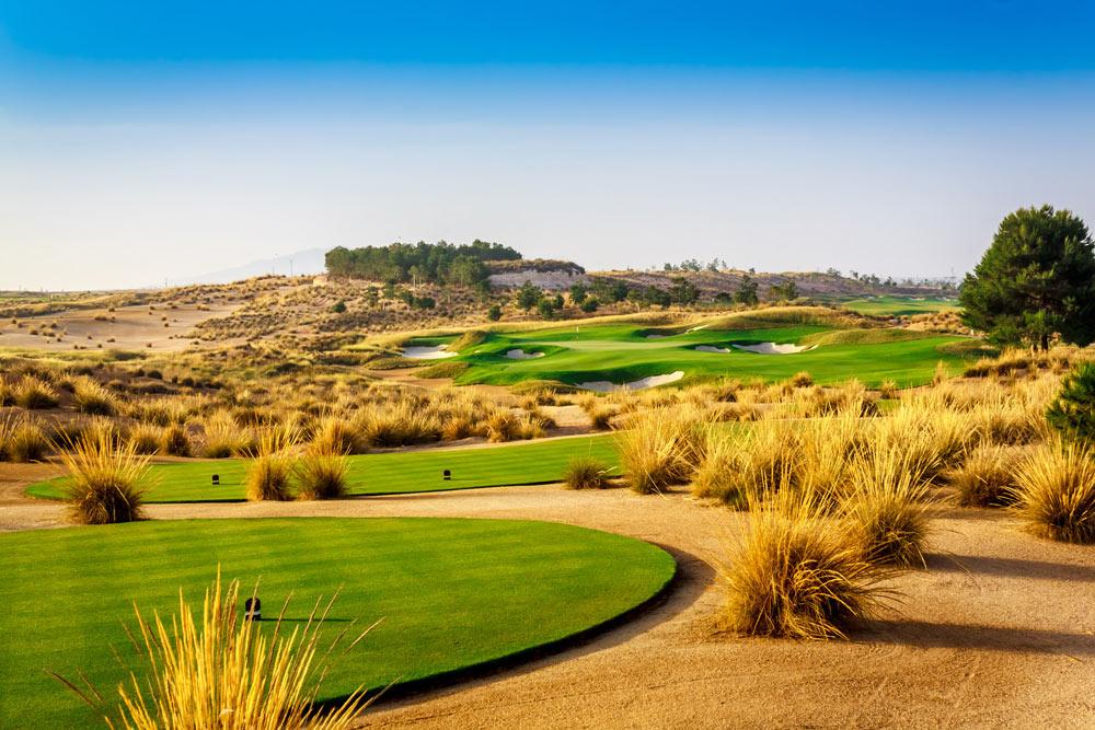 Longstay och Golfresor till Alhama golf med Golf Travel Plus