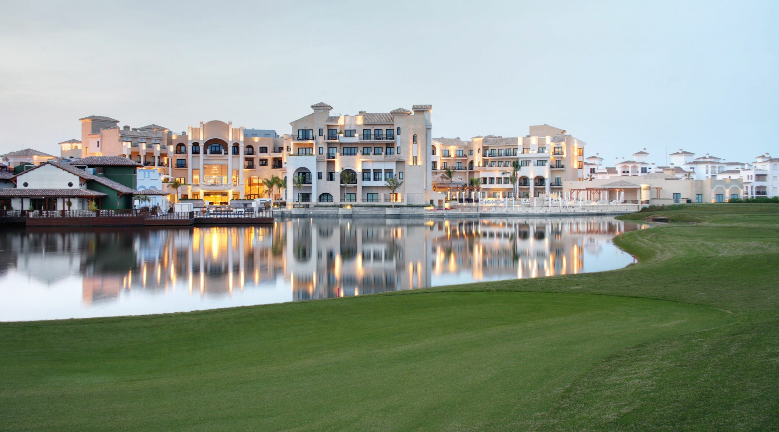Golfresa till LA Torre med Golf Travel Plus