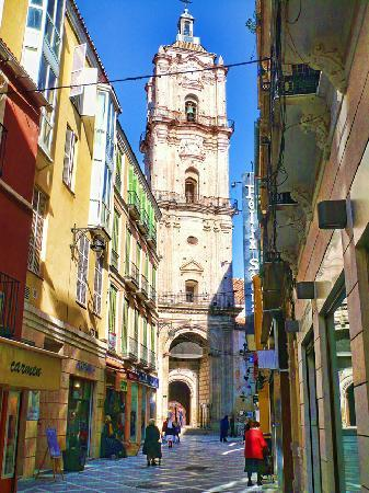 Golfresa till Malaga